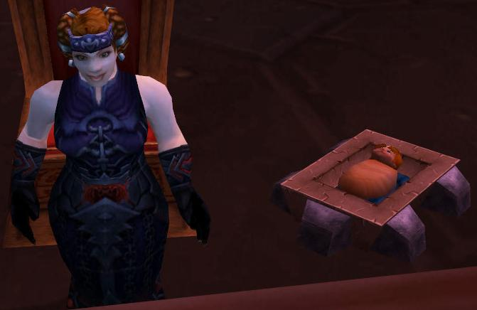 Fenran_and_his_mother_in_Ironforge