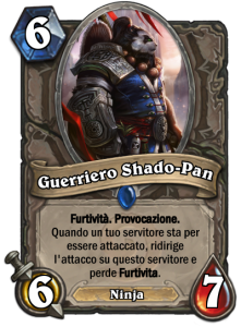 Guerriero Shado-Pan