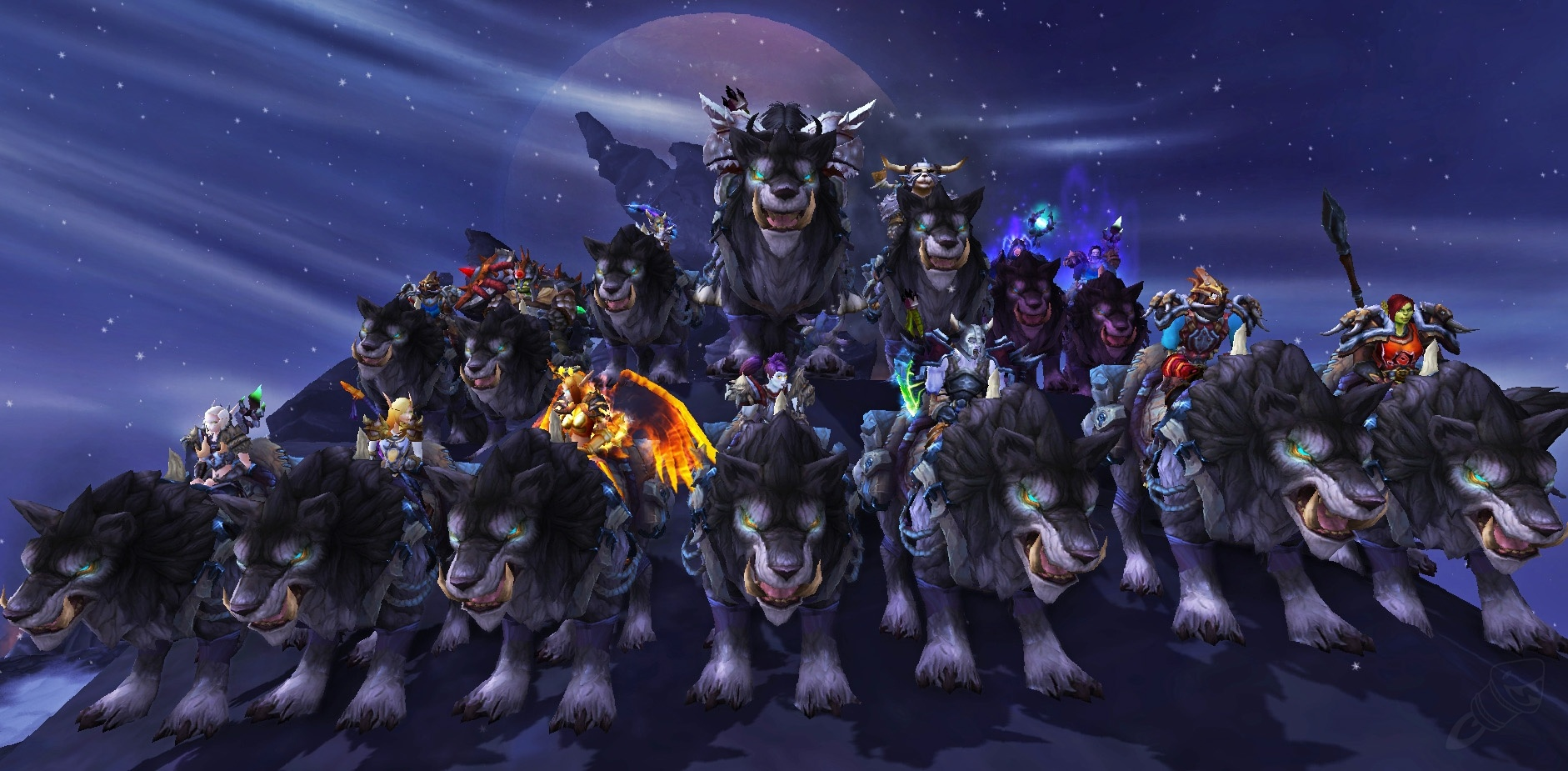 Image result for world of warcraft mounts