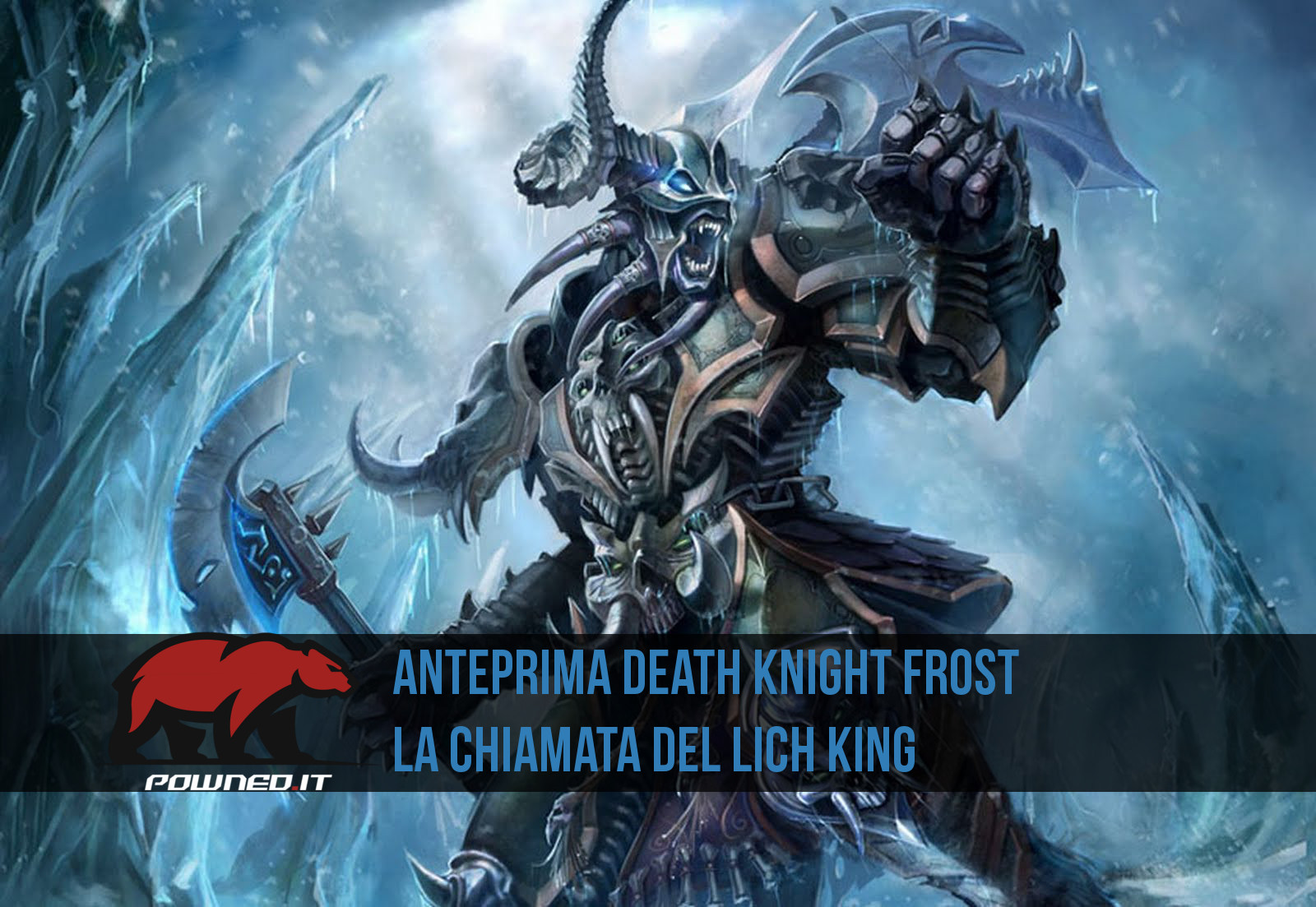 lich king warrior guide hearthstone