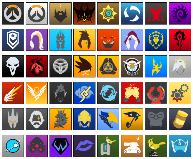 how to get hearthstone player icon overwatch