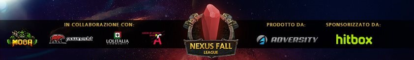 nexus fall banner