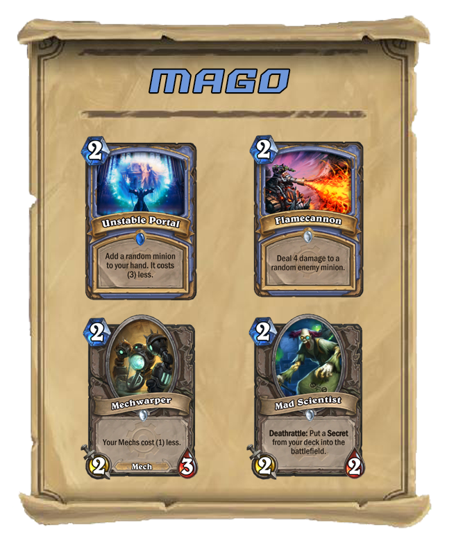 Slide Mago