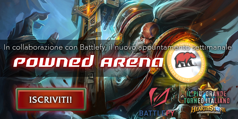 powned arena