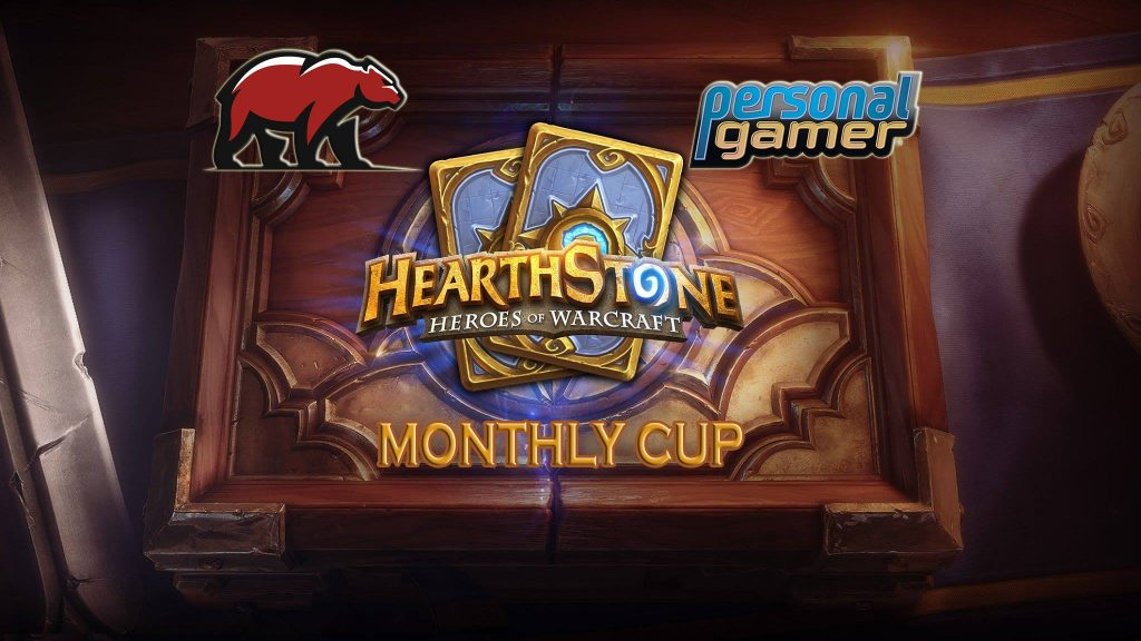 monthly cup hearthstone