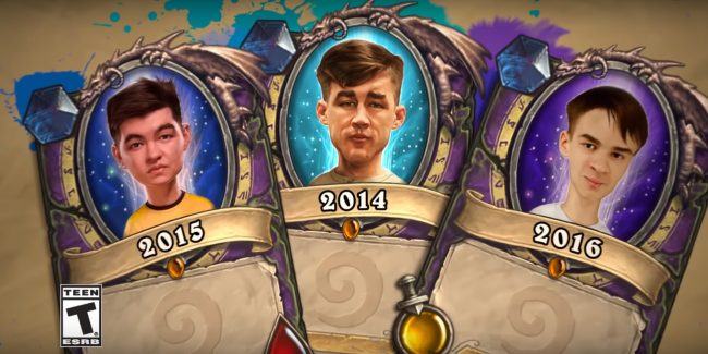 hearthstone competitive