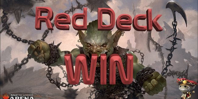 Mono Red Aggro: Un Pugno Nei Denti! - Powned it