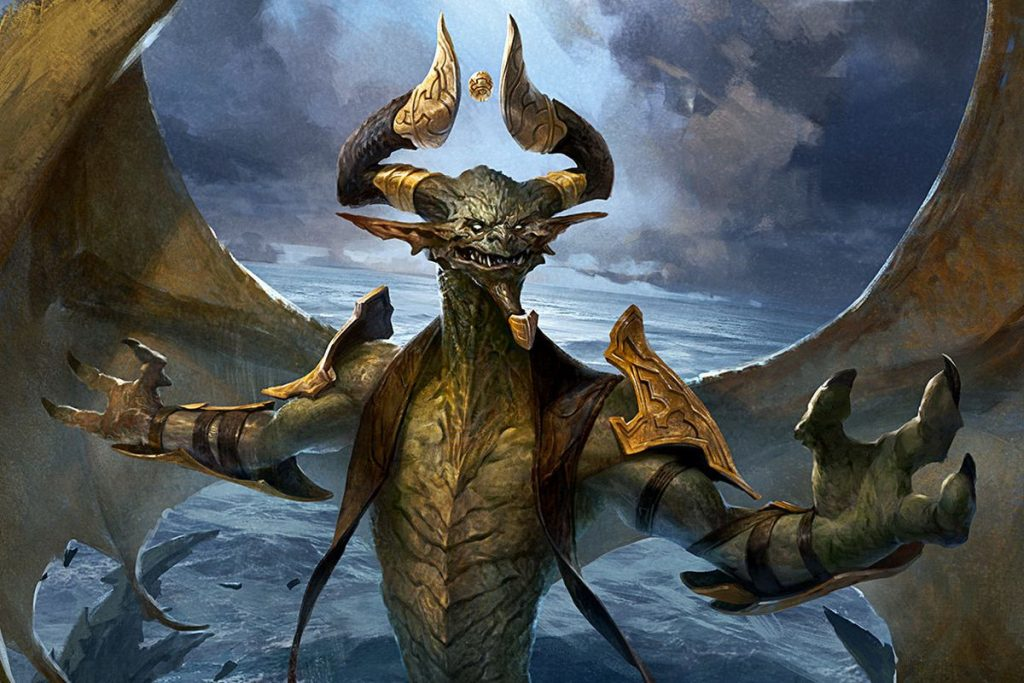 Nicol Bolas, War of the Spark