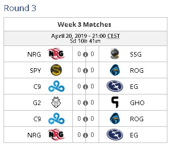 Day 3 RLCS NA Rocket League