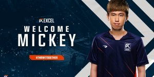 Welcome Mickey Excel