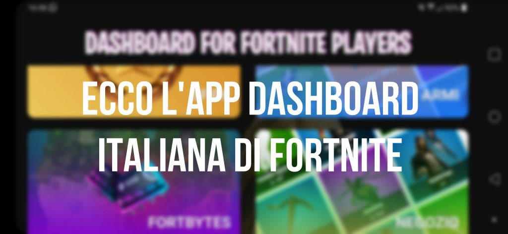 App italiana Fortnite