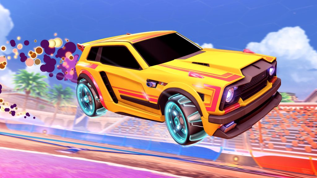 Fennec Rocket League Cassa Totally Awesome