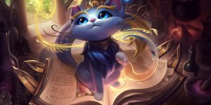 Yuumi - League of Legends