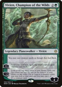 Vivien, Champion on the Wilds in GW Value Town