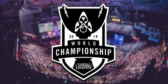 Worlds 2019 League of Legends