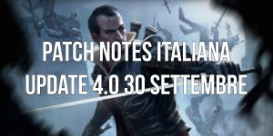 patch notes italiana gwent update 4.0