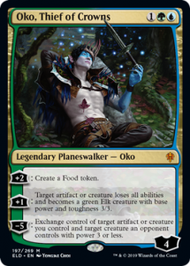 Oko, Thief of Crown