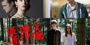 the crown, atypical, the end of the f***ing world