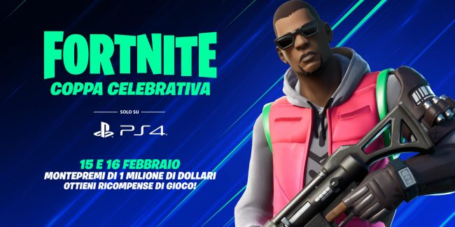 fortnite coppa celebrativa ps4