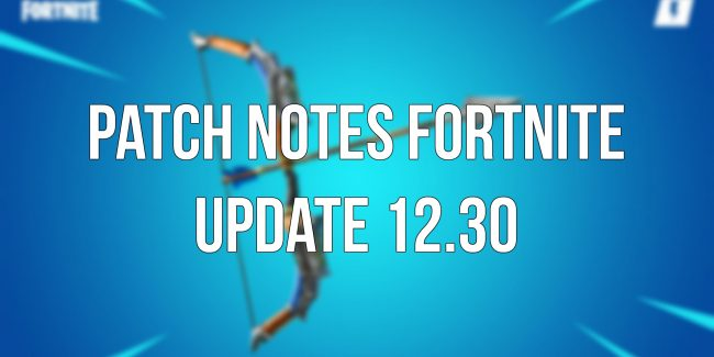 fortnite stagione 2 patch notes italiano elicotteri 12.30