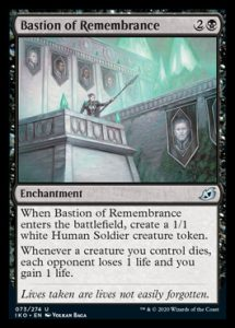 Bastion of Remembrance in BG Aristocrats