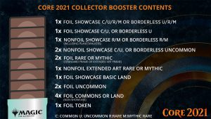 collector booster m21