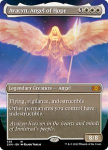 Avacyn, Angel of Hope Double Masters