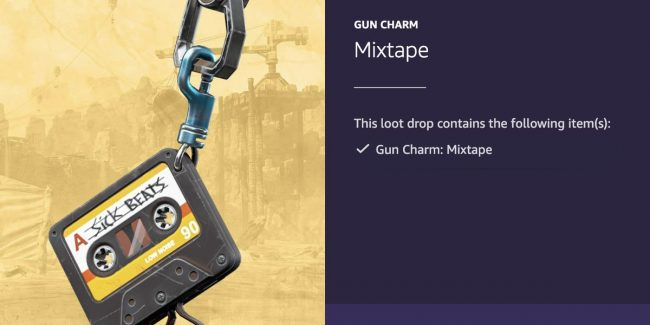 Apex Legends Mix Tape