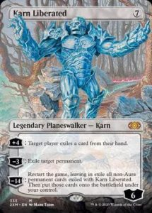Karn Liberated Double Masters