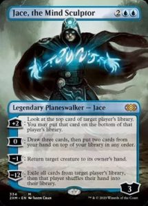 Jace, the Mind Sculptor Double Masters
