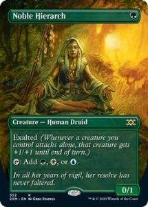 Noble Hierarch Double Masters