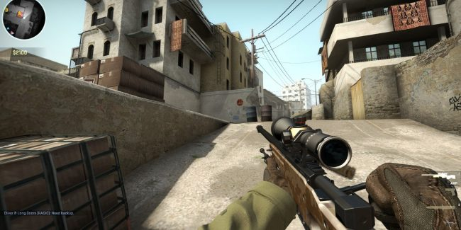 SOURCE 2 Counter Strike: