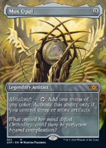 Mox Opal Double Masters