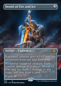 Sword of Fire and Ice Double Masters