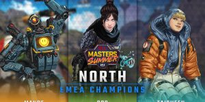 North GLL Masters Summer