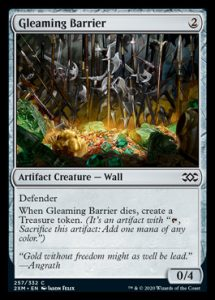 Gleaming Barrier