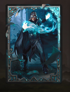 Jace Mind Mage sleeve