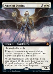 Angel of Destiny Full-art