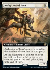 Archpriest of Iona Full-art