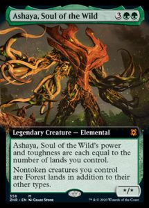 Ashaya, Soul of the Wild Full-art