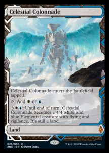 Celestial Colonnade Expedition