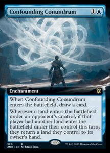 Confounding Conundrum Full-art