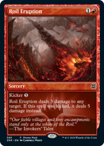 Roil Eruption Promo