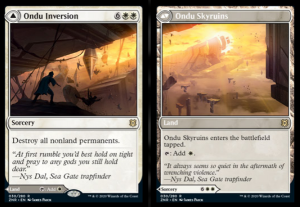 Ondu Inversion /// Ondu Skyruins