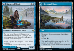 Glasspool Mimic /// Glasspool Shore