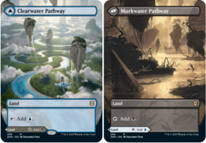 Clearwater Pathway /// Murkwater Pathway Full-art