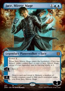 Jace, Mirror Mage Full-art