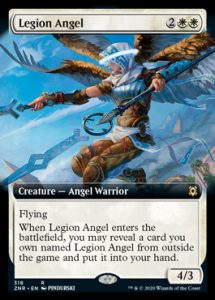 Legion Angel Full-art