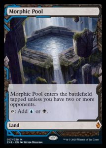 Morphic Pool Expedition