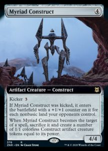 Myriad Construct Full-art